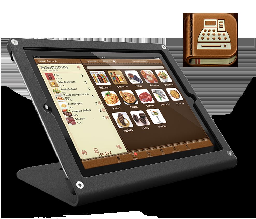 Use un iPad como TPV