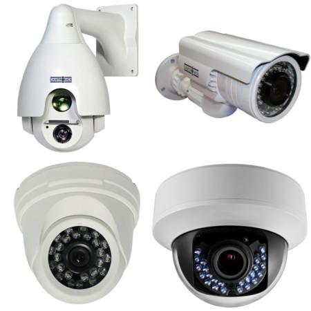 cámaras de alta definición de seguridad