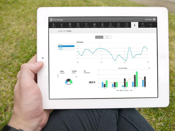 App TPV en iPad