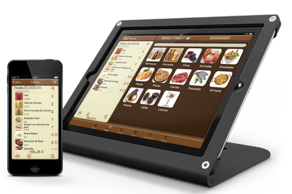 iPad como Servidor