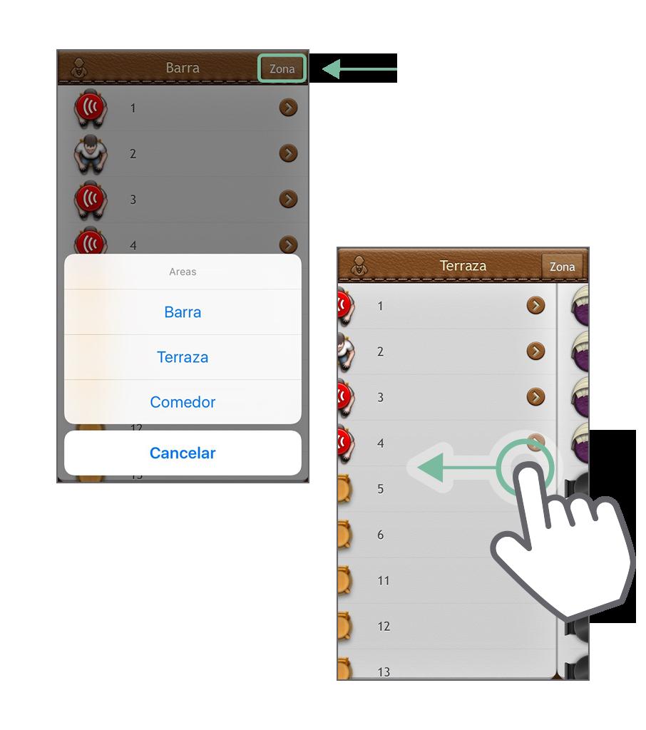 App TPV en iPad / iPod